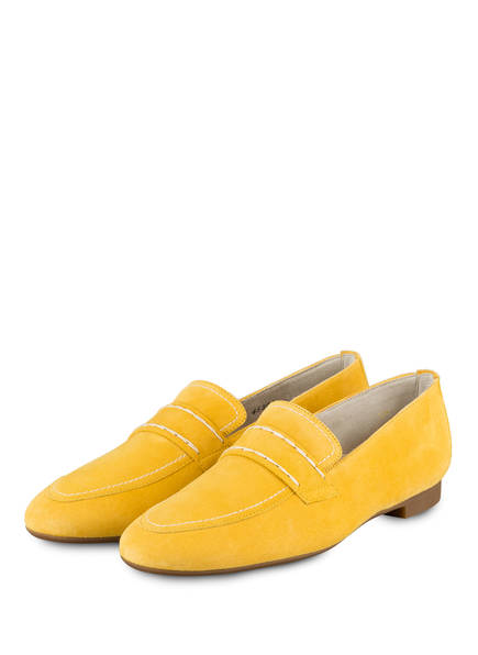 paul green Loafer, Farbe: DUNKELGELB (Bild 1)