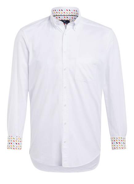 STROKESMAN'S Hemd Modern Fit, Farbe: WEISS (Bild 1)