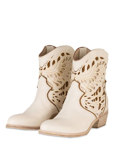 Fru.it Cowboy Boots, Farbe: BEIGE (Bild 1)