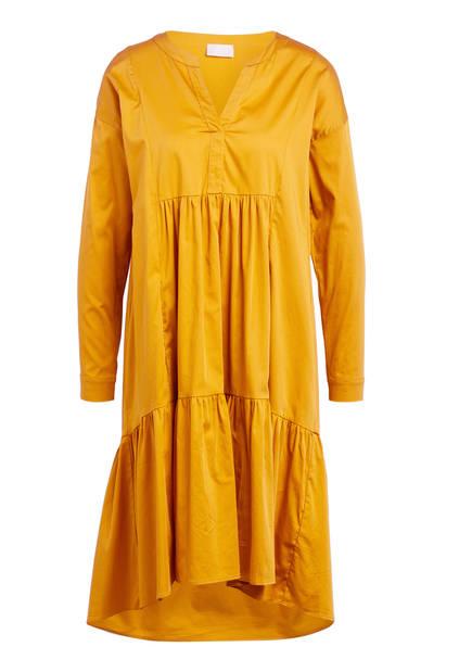 Mrs & HUGS Kleid, Farbe: DUNKELGELB (Bild 1)