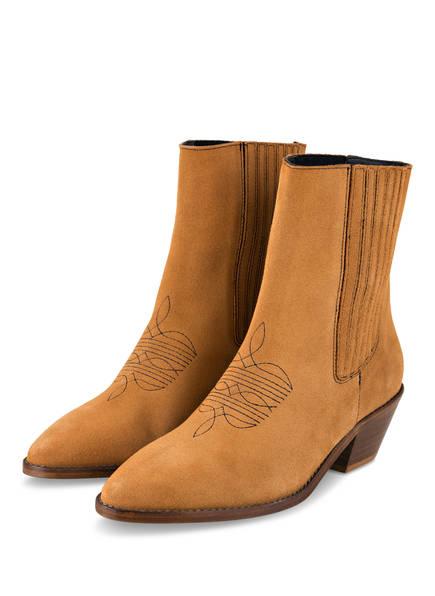 ZADIG&VOLTAIRE Cowboy Boots TYLER, Farbe: COGNAC (Bild 1)
