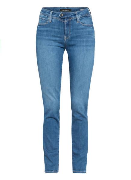 mavi Skinny Jeans SOPHIE, Farbe: MID CHIC MOVE BLUE (Bild 1)