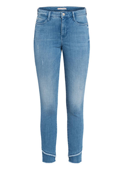 MAC DAYDREAM Skinny Jeans DAY, Farbe: D278 AQUA BLUE AUTHENTIC (Bild 1)