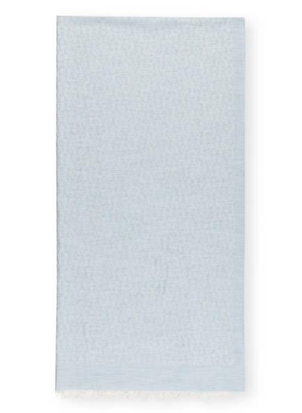 AIGNER Schal , Farbe: HELLBLAU (Bild 1)