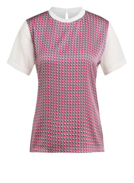BOSS T-Shirt EFRONA, Farbe: WEISS/ PINK (Bild 1)