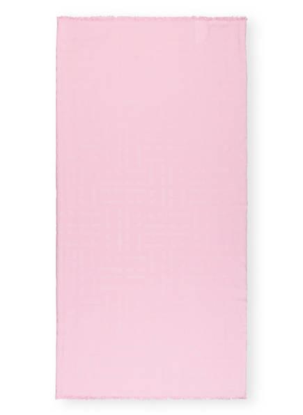 BOSS Tuch LAURELLE, Farbe: ROSA (Bild 1)