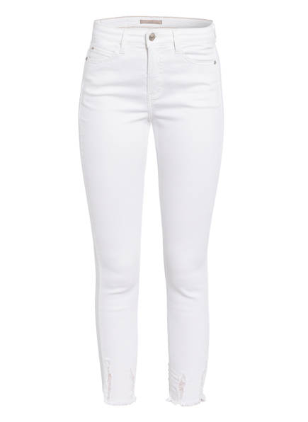MAC DAYDREAM 7/8-Jeans DAY, Farbe: D010 WHITE DENIM (Bild 1)