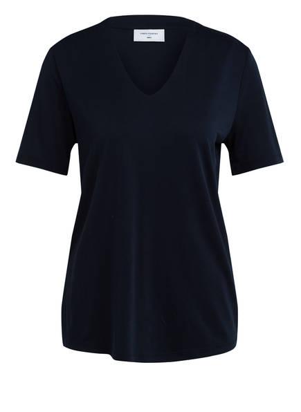 FREEQUENT T-Shirt, Farbe: DUNKELBLAU (Bild 1)