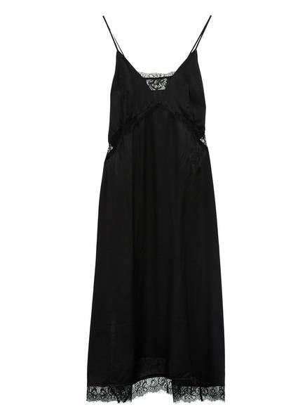 MUNTHE Kleid UMA mit Seide, Farbe: SCHWARZ (Bild 1)