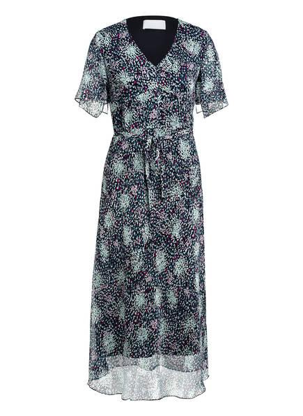 BOSS Kleid DECRINA, Farbe: SCHWARZ/ MINT/ HELLROSA (Bild 1)