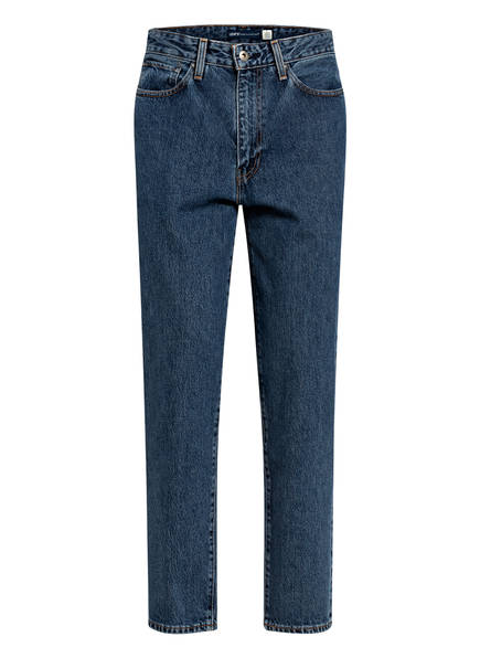 Levi's® 7/8-Jeans DRAFT TAPER Tapered Fit, Farbe: 245 MED INDIGO - FLAT FINISH (Bild 1)