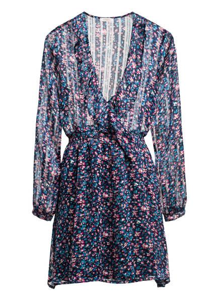 Freebird Kleid GIANNA mit Glitzergarn, Farbe: DUNKELBLAU/ HELLBLAU/ WEISS (Bild 1)