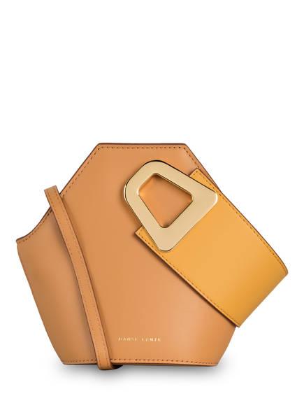 DANSE LENTE Handtasche JOHNNY XS, Farbe: TOFFEE (Bild 1)