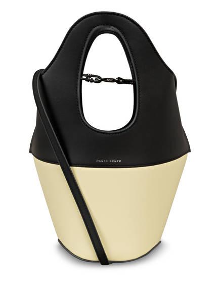 DANSE LENTE Handtasche, Farbe: SCHWARZ/ HELLGELB (Bild 1)