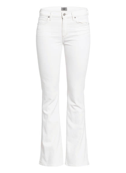 CITIZENS of HUMANITY Flared Jeans EMANUELLE, Farbe: SEASALT WHITE (Bild 1)