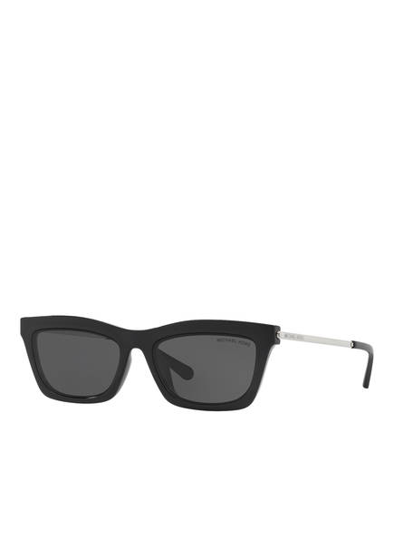 MICHAEL KORS Sonnenbrille MK2087U, Farbe: 333287 - SCHWARZ/ GRAU (Bild 1)