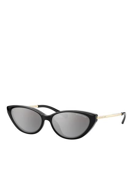 MICHAEL KORS Sonnenbrille MK2109U PERRY, Farbe: 333282 BLACK (Bild 1)
