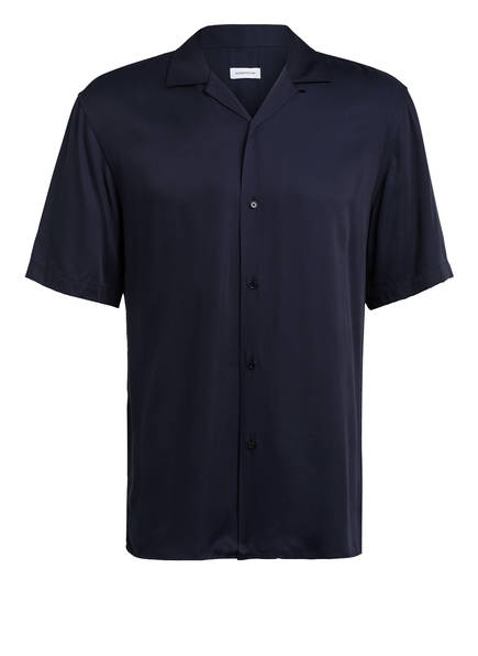 seidensticker Resorthemd Shaped Fit, Farbe: DUNKELBLAU (Bild 1)