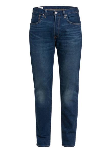 Levi's® Jeans 501® Slim Tapered Fit, Farbe: 226 DARK INDIGO FLAT FINISH BLUE (Bild 1)