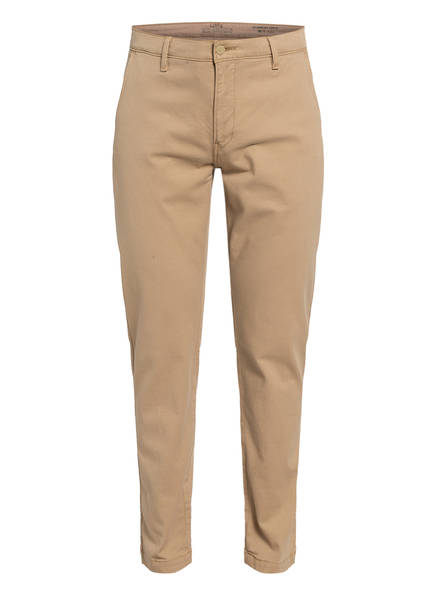 Levi's® Chino TRUE CHINO SHADY GD CCU B Standard Fit , Farbe: BEIGE (Bild 1)