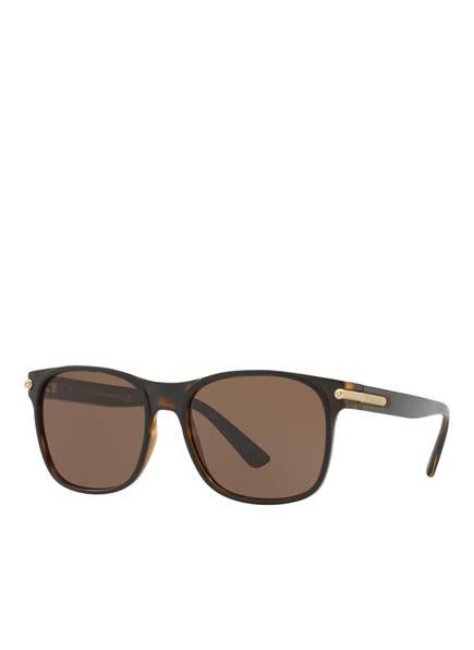 BVLGARI Sunglasses Sonnenbrille BV7033, Farbe: 977/73 - HAVANA/ DUNKELBRAUN/ BRAUN (Bild 1)