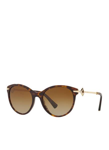 BVLGARI Sunglasses Sonnenbrille BV8210B, Farbe: 504/T5 - HAVANA/ HELLBRAUN VERLAUF (Bild 1)