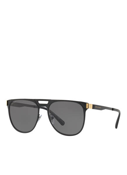 BVLGARI Sunglasses Sonnenbrille BV 5048K, Farbe: 40908156 - SCHWARZ/ SCHWARZ (Bild 1)