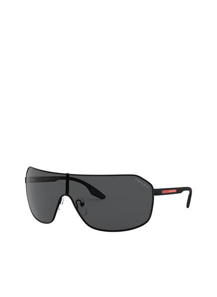 PRADA Sonnenbrille PS 53VS, Farbe: 1BO5S0 - SCHWARZ/ GRAU (Bild 1)