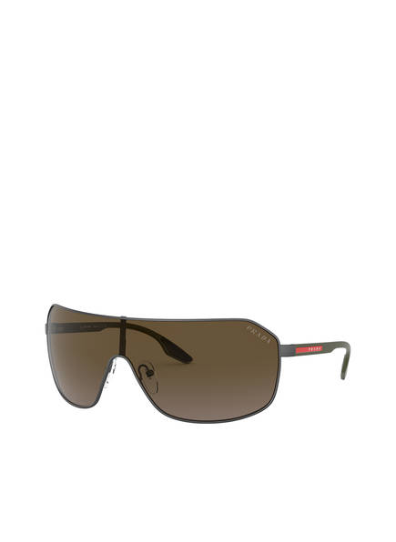 PRADA Sonnenbrille PS 53VS, Farbe: 7CQ1X1 - MATT GRAU/ BRAUN VERLAUF (Bild 1)