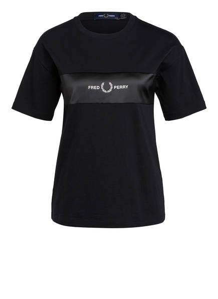 FRED PERRY T-Shirt, Farbe: SCHWARZ (Bild 1)