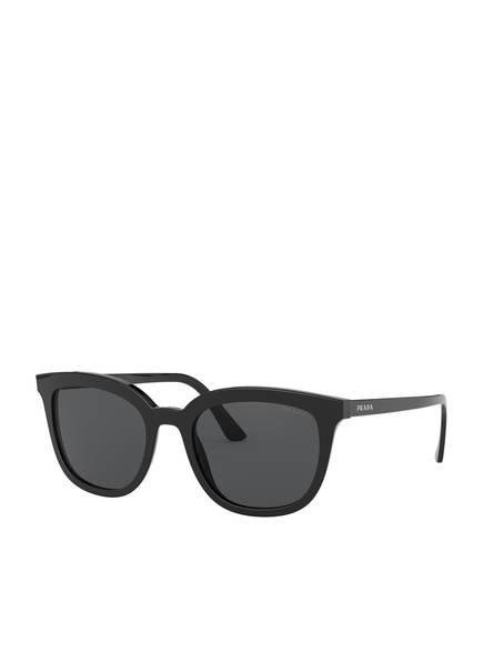 PRADA Sonnenbrille PR 03XS, Farbe: 1AB5S0 - SCHWARZ/ GRAU (Bild 1)