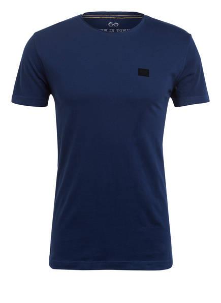 NEW IN TOWN T-Shirt, Farbe: BLAU (Bild 1)
