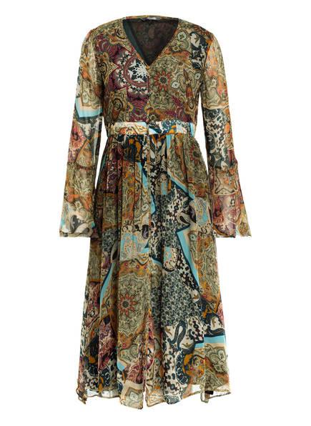 Princess GOES HOLLYWOOD Kleid, Farbe: GRÜN/ GELB/ BLAU (Bild 1)