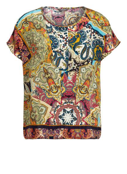 Princess GOES HOLLYWOOD Blusenshirt, Farbe: BLAU/ GRÜN/ GELB (Bild 1)