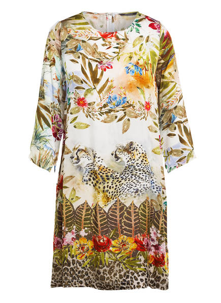 Princess GOES HOLLYWOOD Kleid, Farbe: WEISS/ GELB/ GRÜN (Bild 1)