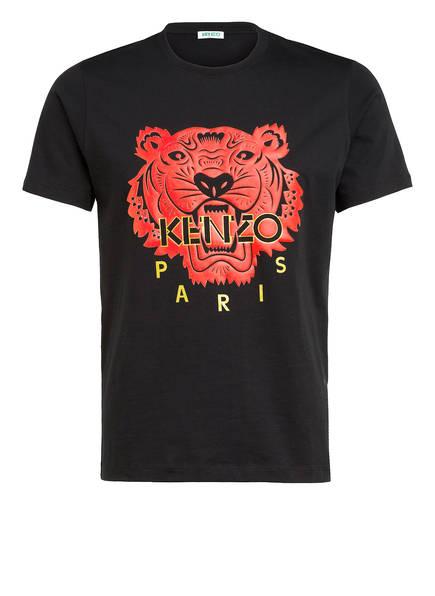 KENZO T-Shirt TIGER, Farbe: SCHWARZ (Bild 1)