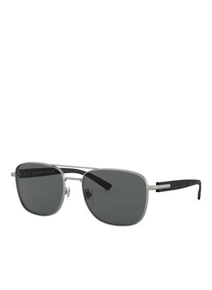 BVLGARI Sunglasses Sonnenbrille BV5050, Farbe: 195/87 - MATT SILBER/ GRAU (Bild 1)