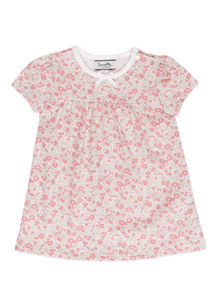 Sanetta FIFTYSEVEN Kleid, Farbe: BEIGE/ ROSA (Bild 1)