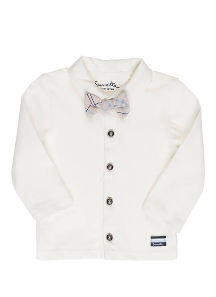 Sanetta FIFTYSEVEN Jerseyhemd, Farbe: CREME (Bild 1)