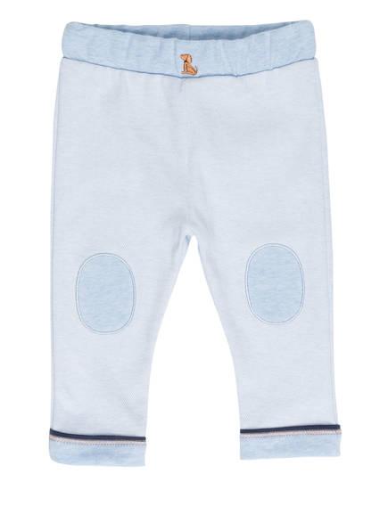 Sanetta FIFTYSEVEN Sweatpants, Farbe: HELLBLAU  (Bild 1)