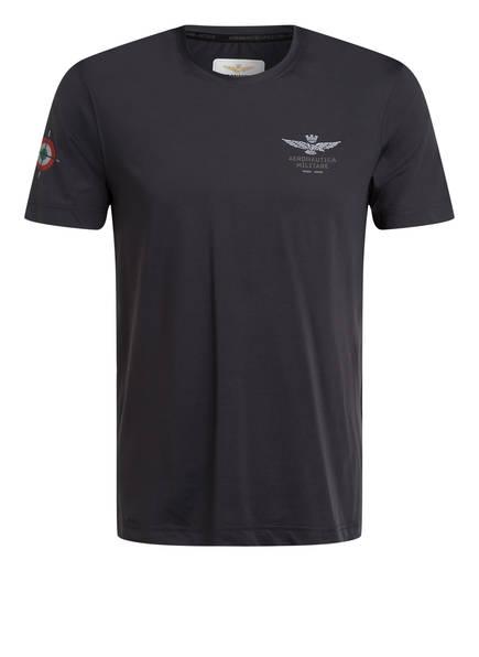 AERONAUTICA MILITARE T-Shirt, Farbe: DUNKELGRAU (Bild 1)