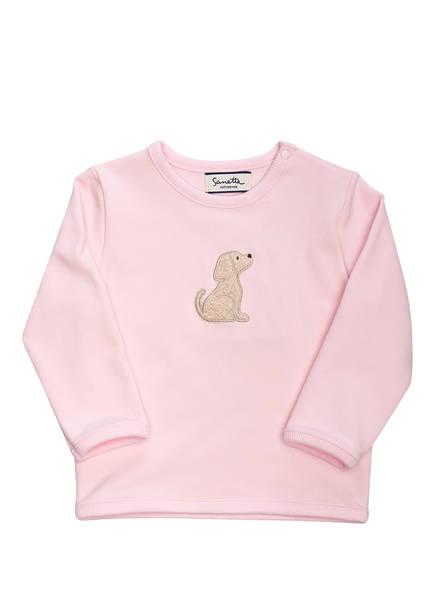 Sanetta FIFTYSEVEN Sweatshirt, Farbe: HELLROSA (Bild 1)