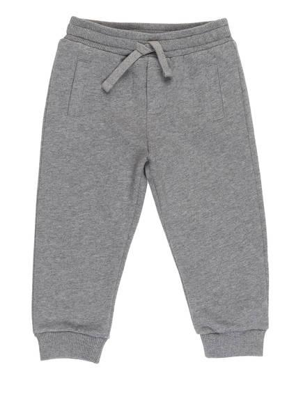 DOLCE&GABBANA Sweatpants, Farbe: HELLGRAU MELIERT (Bild 1)