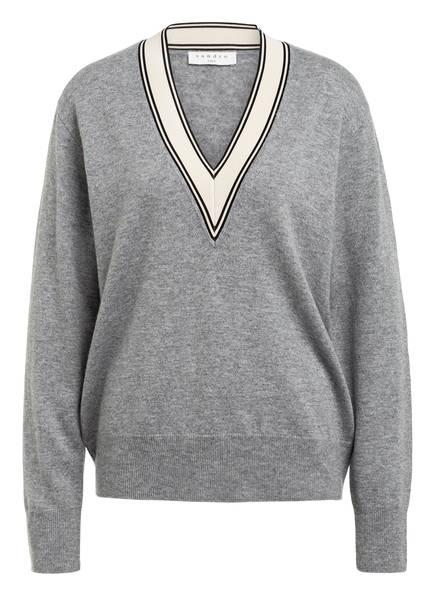 sandro Pullover, Farbe: GRAU (Bild 1)