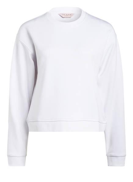 TED BAKER Sweatshirt LORITO, Farbe: WEISS (Bild 1)