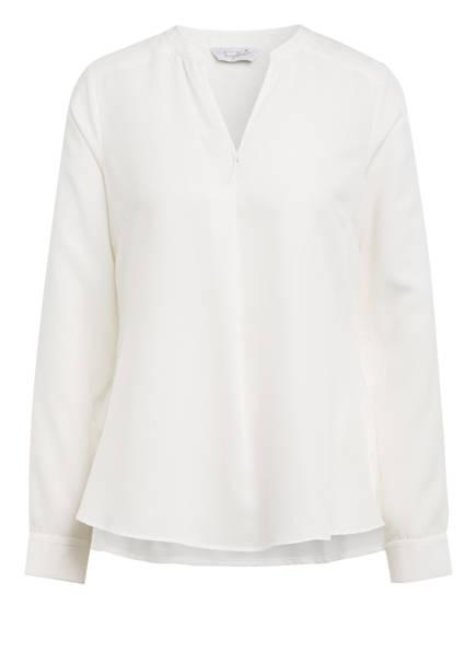 FrogBox Blusenshirt mit Plissee-Rücken, Farbe: WEISS (Bild 1)