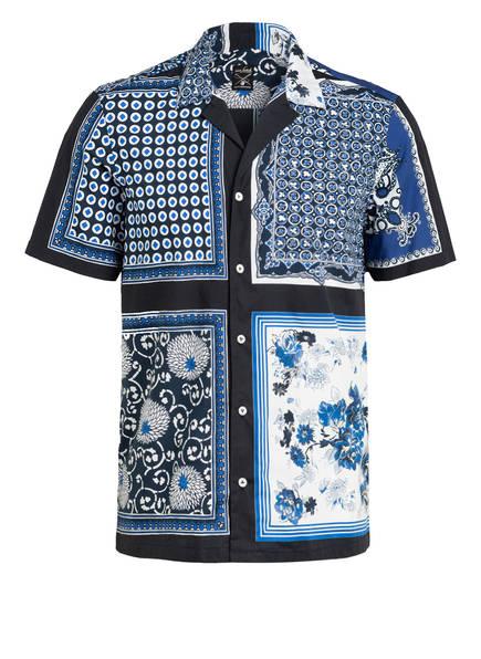 van Laack Resorthemd Regular Fit, Farbe: NAVY/ WEISS (Bild 1)