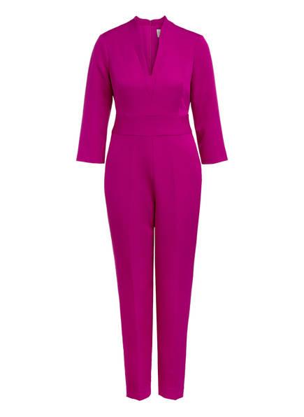 damsel in a dress Jumpsuit DAYNA mit 3/4-Arm , Farbe: LILA (Bild 1)