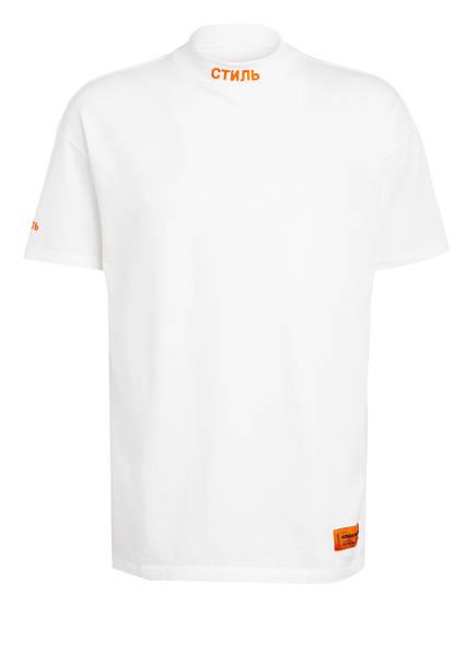 HERON PRESTON Oversized-Shirt, Farbe: WEISS (Bild 1)