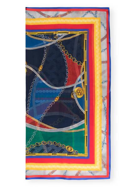 darling harbour Tuch, Farbe: BLAU/ ROT/ GELB (Bild 1)
